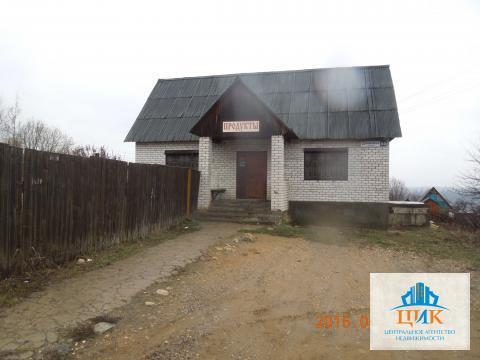Продаётся действующий магазин и жилой дом в Дмитровском районе - Фото 1