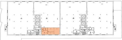 Аренда помещения 146.71 кв.м, м.Полежаевская - Фото 2