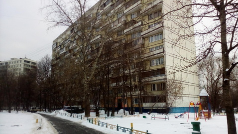 Продается однокомнатная квартира в Бибирево в Москве - Фото 1