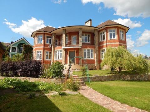 Продается кирпичный дом 225 кв.м, с дизайнерской отделкой Шишкин лес - Фото 1