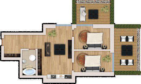 272 000 €, Продажа квартиры, Купить квартиру Юрмала, Латвия по недорогой цене, ID объекта - 313139112 - Фото 1