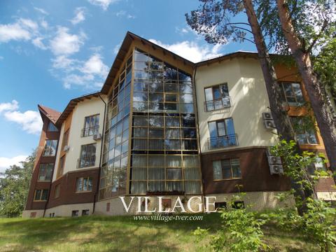 Квартира в элитном доме на берегу р. Волги - Фото 1
