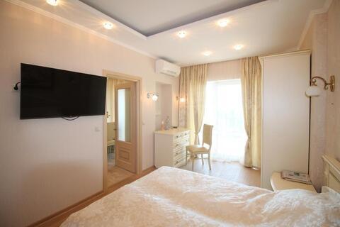 Продаются уютные 3-х комнатные апартаменты в Партените, Алушта. - Фото 4