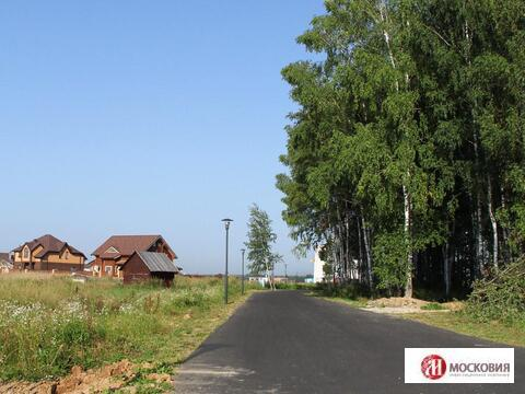 Участок 12 соток, ИЖС, Н.Москва, 32 км. от МКАД Калужское шоссе - Фото 1