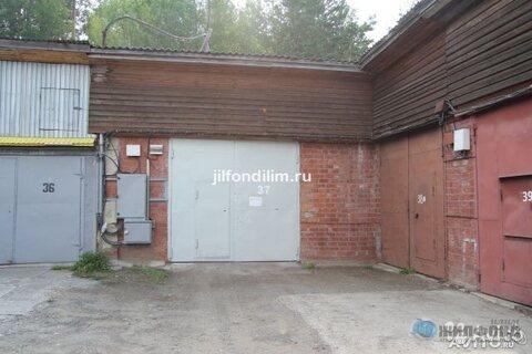 Продажа гаража, Усть-Илимск, Ул. Белградская - Фото 1