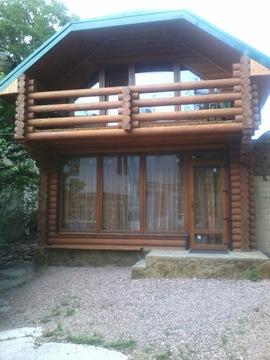 Сдам деревянный дом для отдыха летом - Фото 1