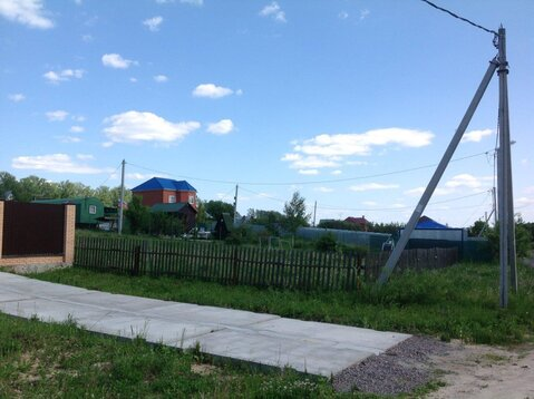 Продаю земельный участок в Домодедово, с.Вельяминово - Фото 2