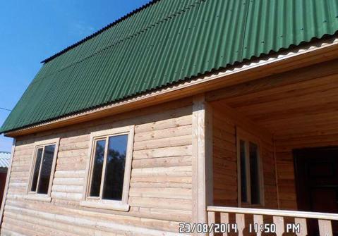 Новый дом с мансардой у леса в д.Тамышёво, Клепиковского района. - Фото 4