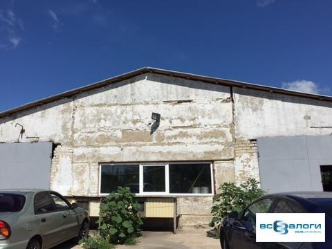 Продажа производственного помещения, Замартынье, Добровский район - Фото 2