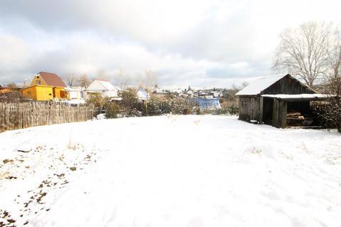 Продам земельный участок с домиком в черте города - Фото 2