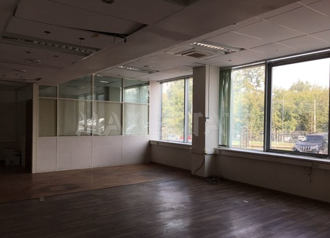 Офис с хорошим ремонтом в БЦ Верейская плаза - Фото 3