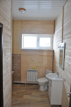 Жилой дом 100 кв.м. на 12 сот в д.Аленино - Фото 2
