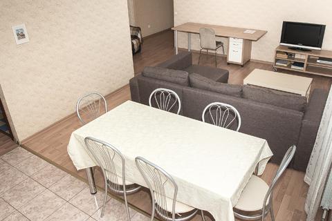 Стильная квартира на Невском с тремя полноценными спальнями посуточно - Фото 2