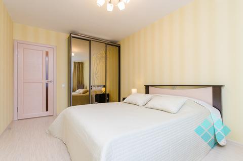 Просторная 2-комнатная посуточно с угловой ванной на ул.Невзоровых, 64 - Фото 2