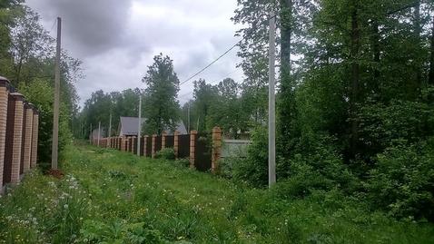 Продается земельный участок, Перхурово, 12.5 сот - Фото 5
