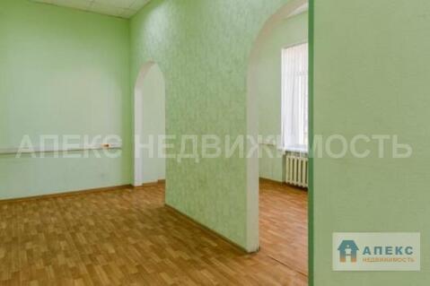 Аренда офиса 381 м2 м. Марксистская в бизнес-центре класса С в . - Фото 4
