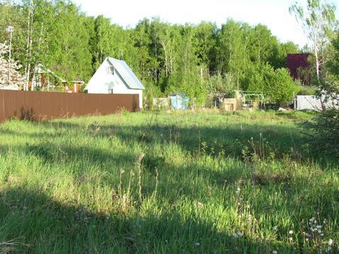 Продается земельный участок в д. Щепотьево Коломенского района - Фото 1