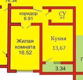 Новая квартира в Дубках с отличным евроремонтом - Фото 2