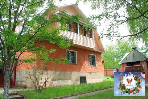 Д. Грибаново, дом с баней , 30 соток. свет, газ, вода. - Фото 1
