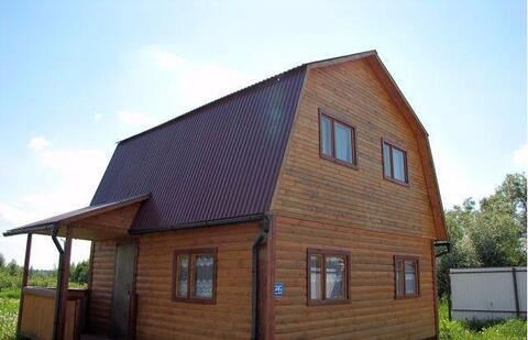 Продается дом в д. Мандрино Детчинского р-на Калужской области - Фото 1
