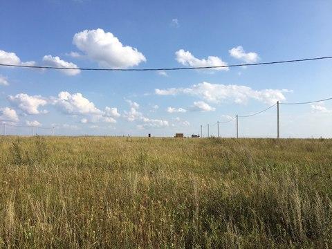 Земельный участок в селе Сенцово - Фото 2