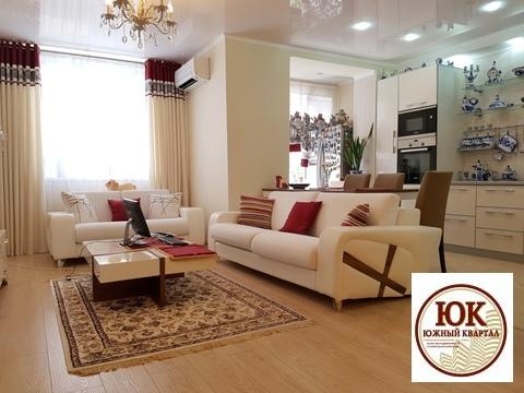 Продается 3х комнатная квартира с хорошим ремонтом и мебелью. - Фото 1