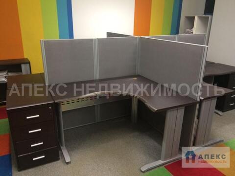 Аренда офиса 390 м2 м. Калужская в бизнес-центре класса В в Коньково - Фото 3