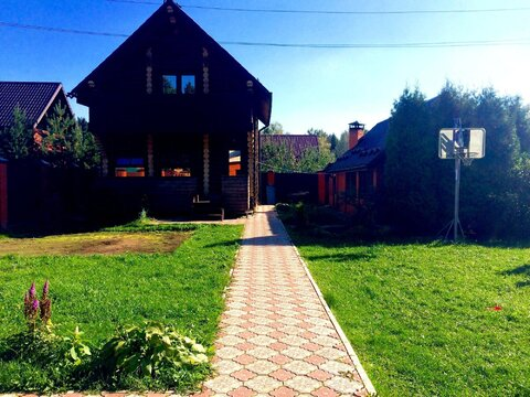 Каменный дом в д.Горловка, Одинцовский район - Фото 2