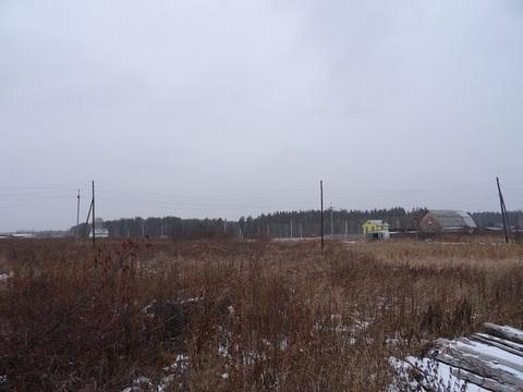 Участок на жилой улице, п. Сарапулка, 21 км от Екатеринбурга. - Фото 4