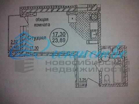 Продажа квартиры, Новосибирск, м. Заельцовская, Ул. Дмитрия Донского - Фото 1