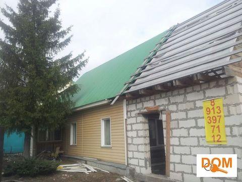 Продажа дома, Новосибирск, Новый пер.