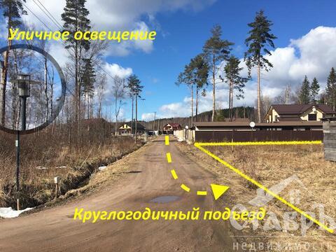 Выборгский район, п.Зеленая Роща, 12 сот. СНТ - Фото 5