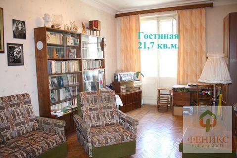 2ккв Скобелевский проспект, 4, сталинка - Фото 3