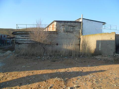 Крым, керчь, кварц, место под эллинг - Фото 2