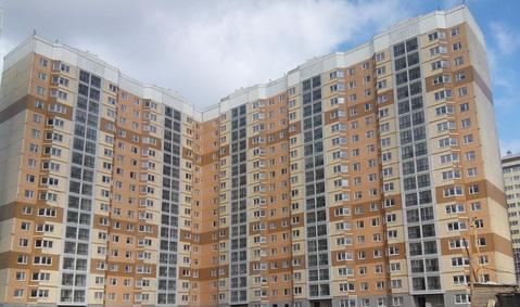 Однокомнатная квартира под отделку в новом доме - Фото 1