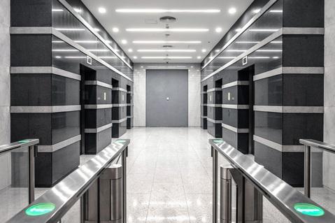 Офис с ремонтом в новом Бизнес Центре класса «А», 1 250 м2 - Фото 4