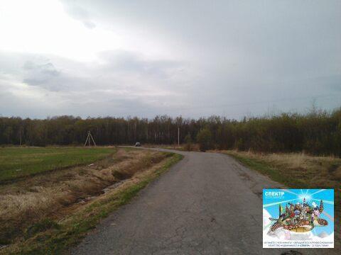 Участок 6 соток, ж/д станция Гривно, Климовск, Подольск. - Фото 4