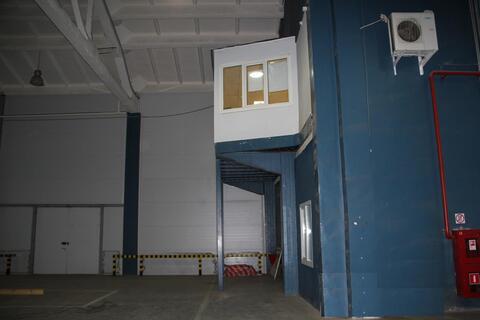 Сдам теплое складское помещение 2500 м2 класса В+ - Фото 3