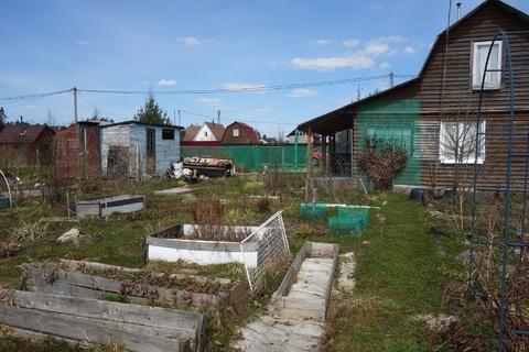 Садовый дом, участок 10 соток, Матокса, СНТ Спутник - Фото 3