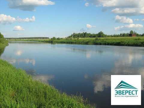 Участок берег реки Тверца д. Протасово 10 км от Твери - Фото 5