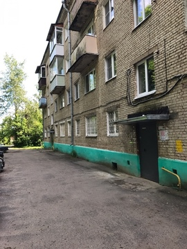 2-к квартира 43,9м2 Краснозаводск, 1 Мая 53 - Фото 1