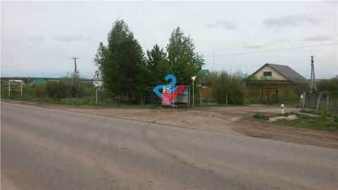 Участок между Федоровкой и Базилевкой, Калининского р-на. - Фото 2