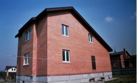 Дом в Жаворонках, 255 кв.м, 11 соток, без внутренней отделки - Фото 3