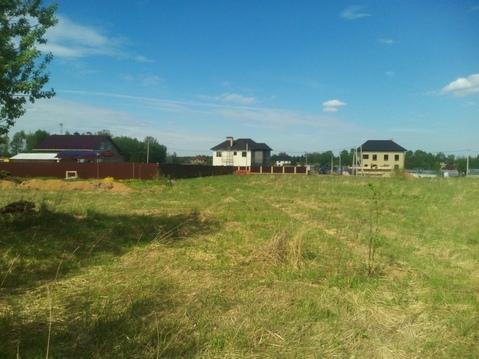 Продается участок 15 соток в селе Вельяминово, 45 км. от МКАД. - Фото 5
