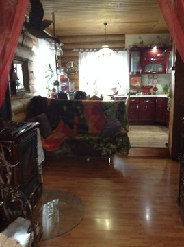 Дом из бревна, Баня, Гараж, Красноармейск - Фото 2
