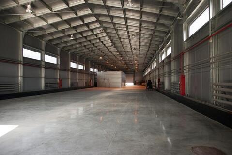 Теплый склад в аренду или на ответхранение Новосвердловской тэц 1500м - Фото 3