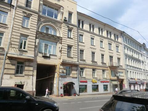 Продается эксклюзивная 4-х комнатная квартира в центре Москвы. - Фото 1