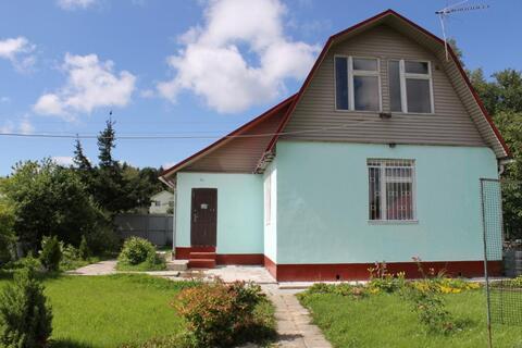 2-этажный кирпичный дом 109кв.м. утеплён и оштукатурен п. Рассудово - Фото 2
