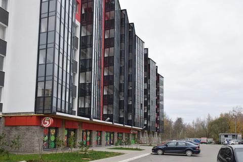 Продается 45-метровая однокомнатная квартира в Янино-1 - Фото 2