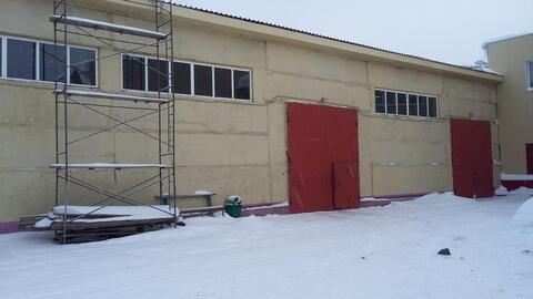 Теплый склад 650 кв.м. аренда - Фото 1